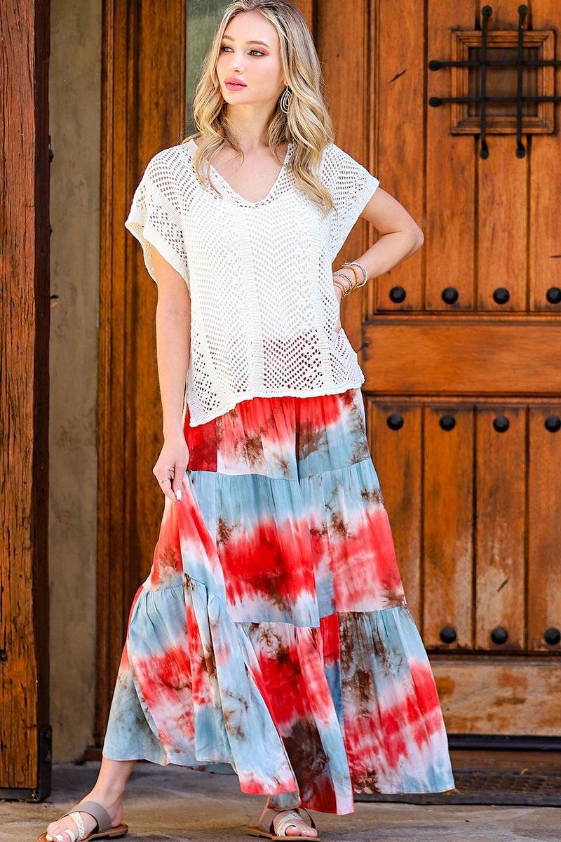Scarlet Love Skirt