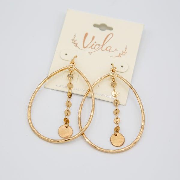 Hanging Elegance Earrings