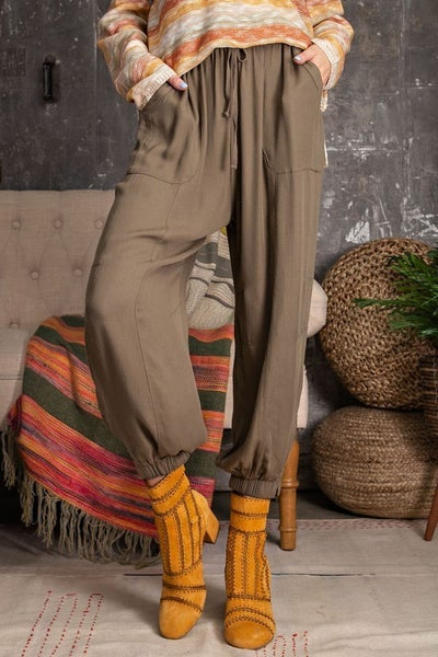 Linen Obsessed Pant