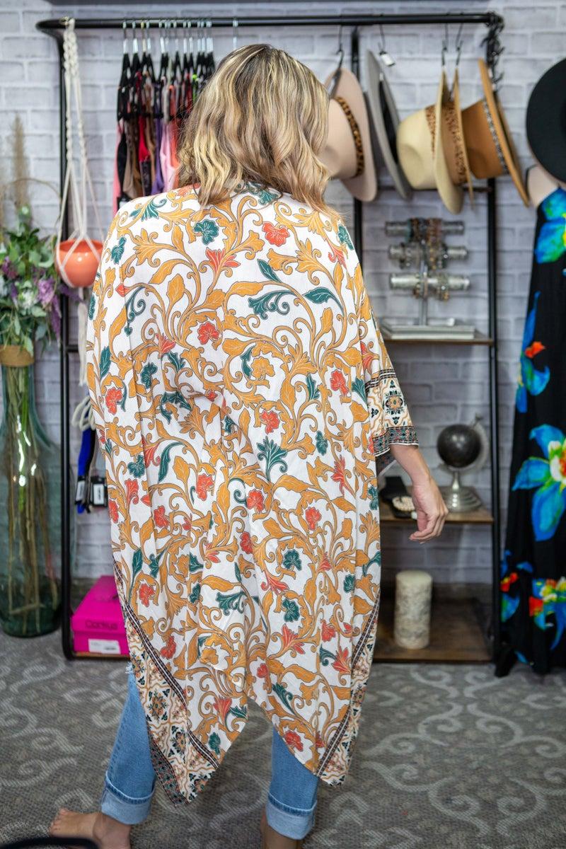 Naturally Boho Kimono