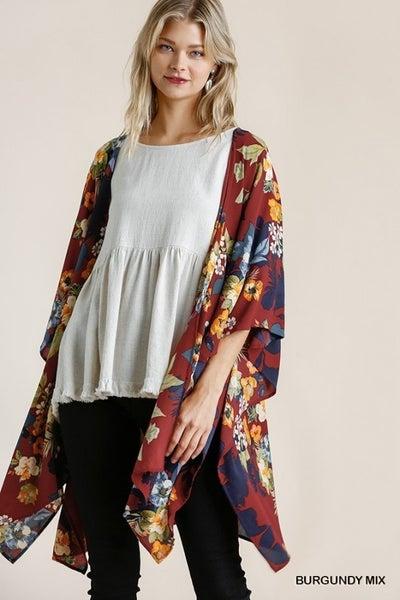 In The Tropics Kimono