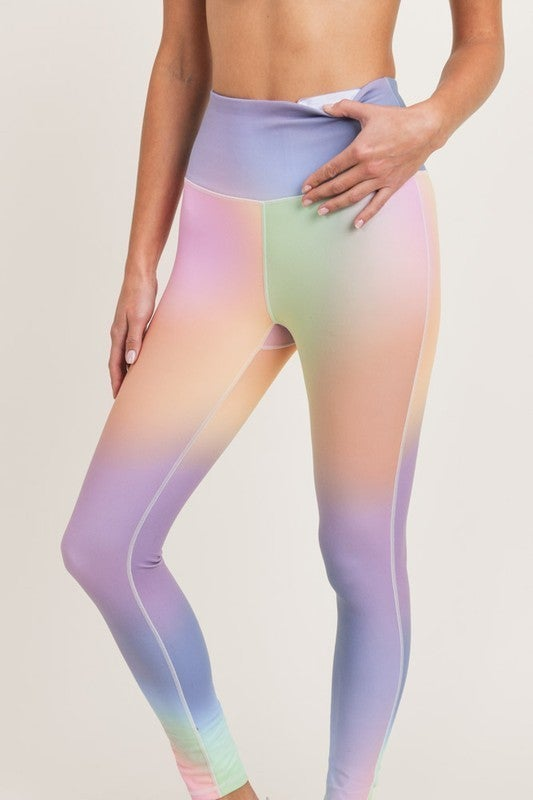Rainbow Babe Leggings
