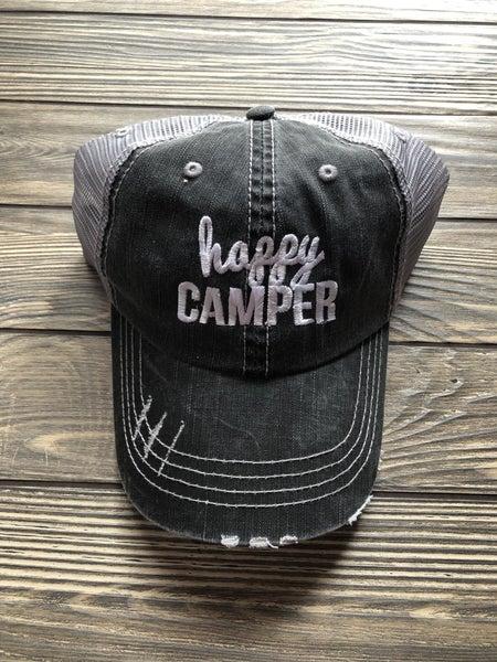 Grey Trucker Style Hats!