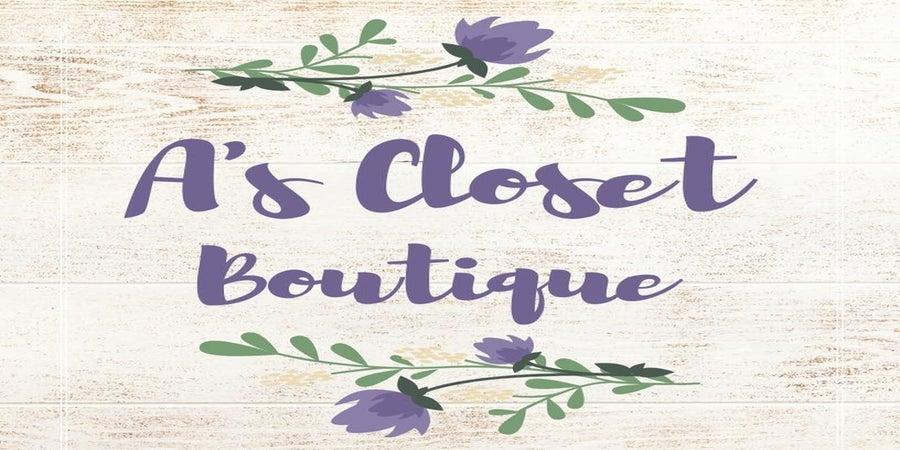 A's Closet Boutique