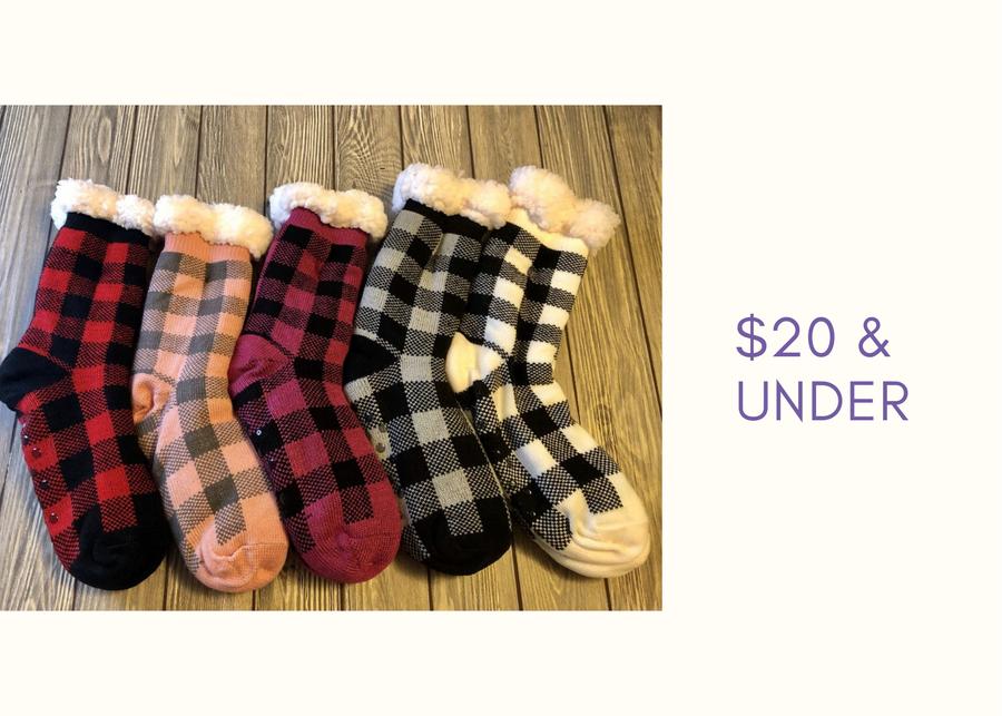 $20 & Under