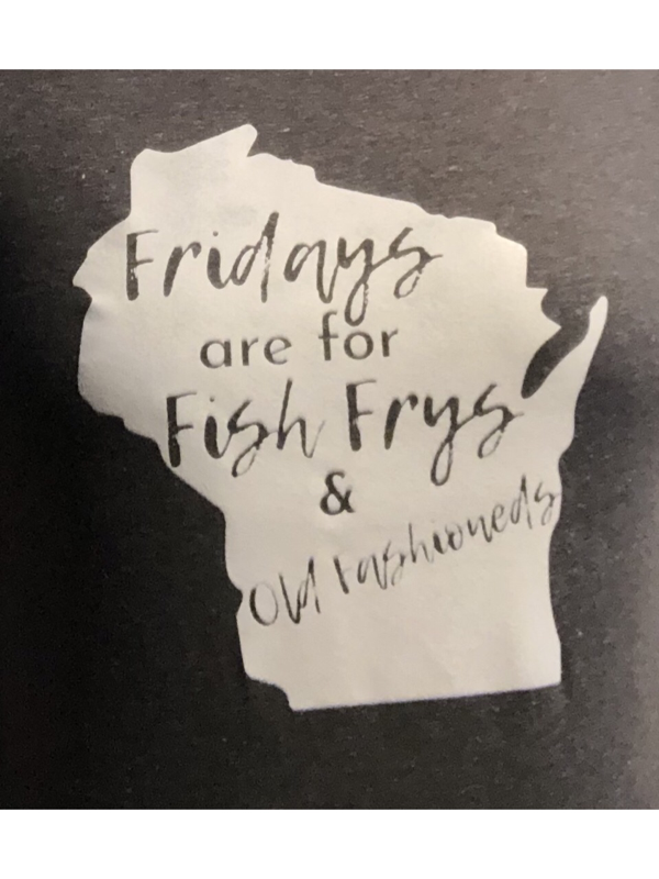 Wisconsin Friday Graphic Tee