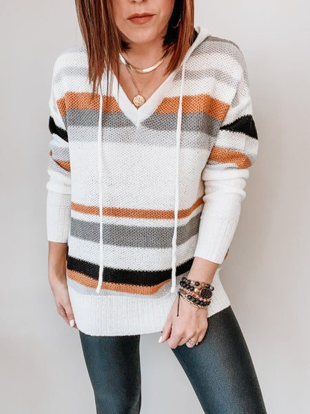All The Casual Sweater