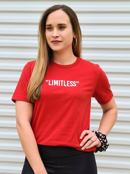 Limitless Graphic Tee