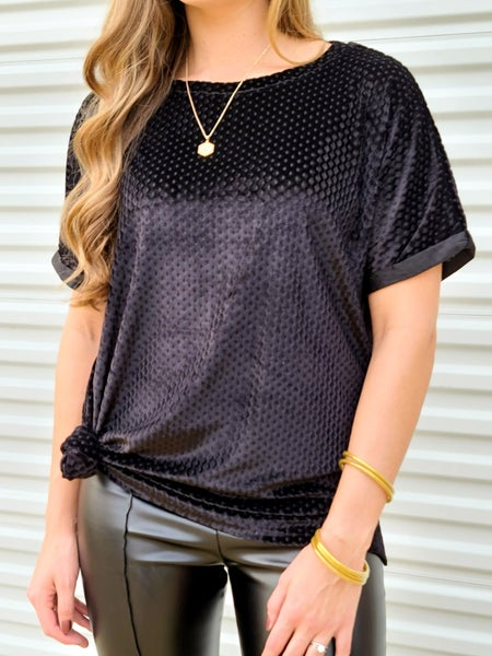 SALE / Glamour Top
