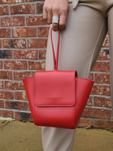 Little Red Diva Tote