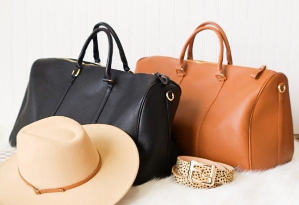 SALE / Leah Overnight Bag