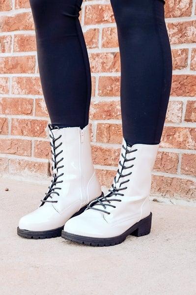 Tressa Combat Boots