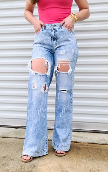 Hipster Vibe Jeans