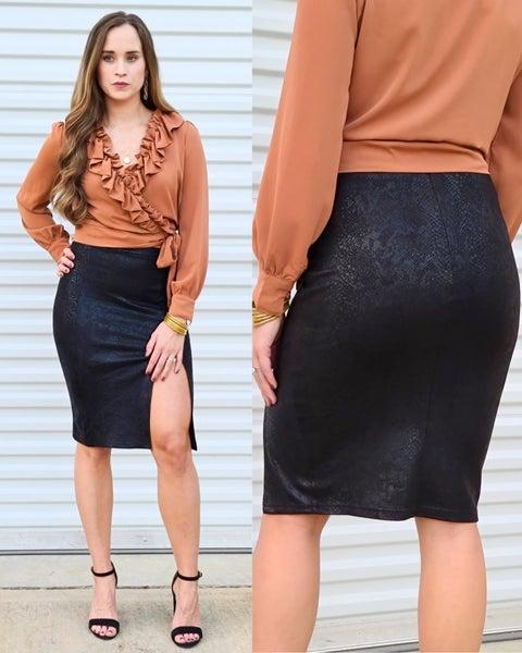 Show Me Off Skirt