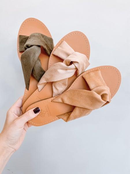 Adelaide Slide Sandal