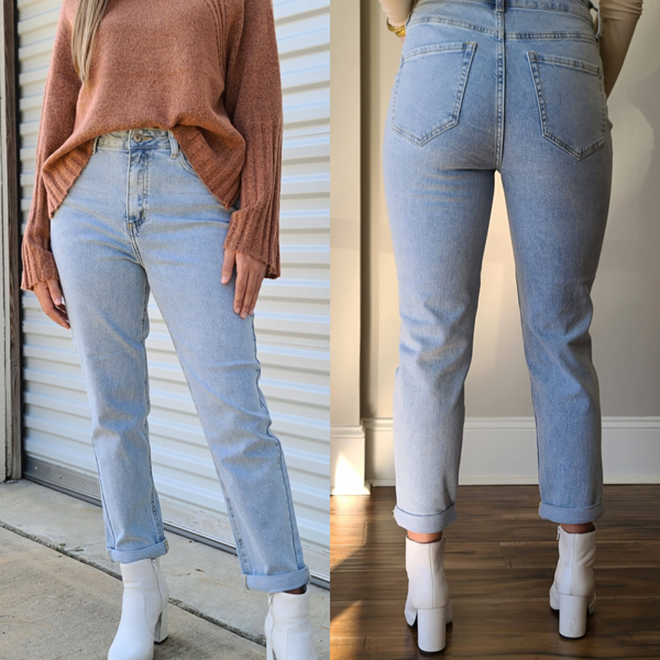 SALE / Not Your Moms Jeans