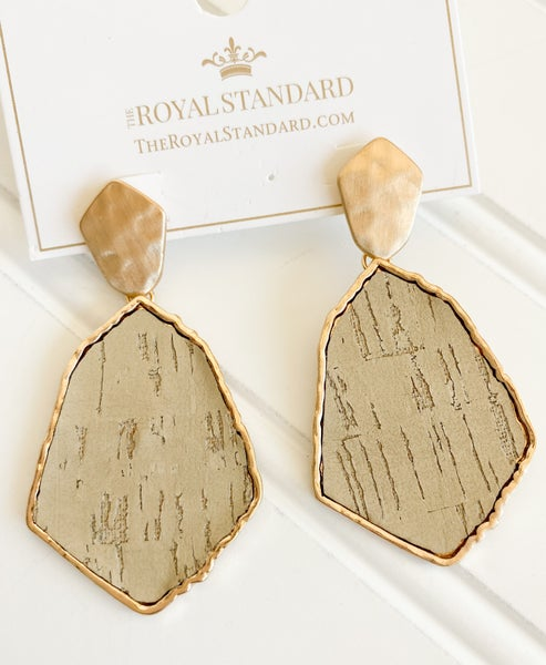 Meghan Cork Earrings