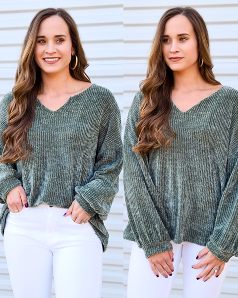 Ivy About You Sweater