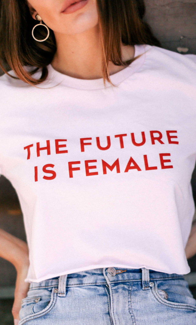 The Future Is Female Graphic Tee