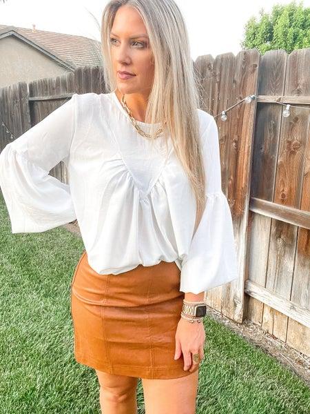 Holla Back Skirt