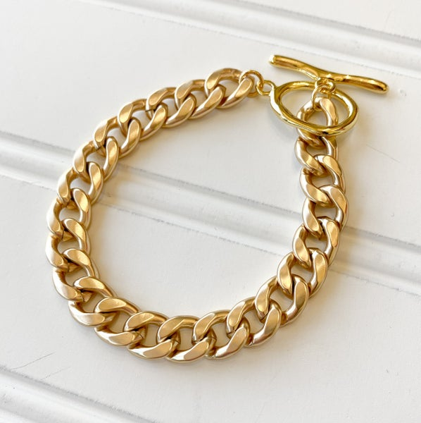 Curb Appeal Bracelet