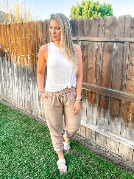 SALE / Hot To Trott Joggers