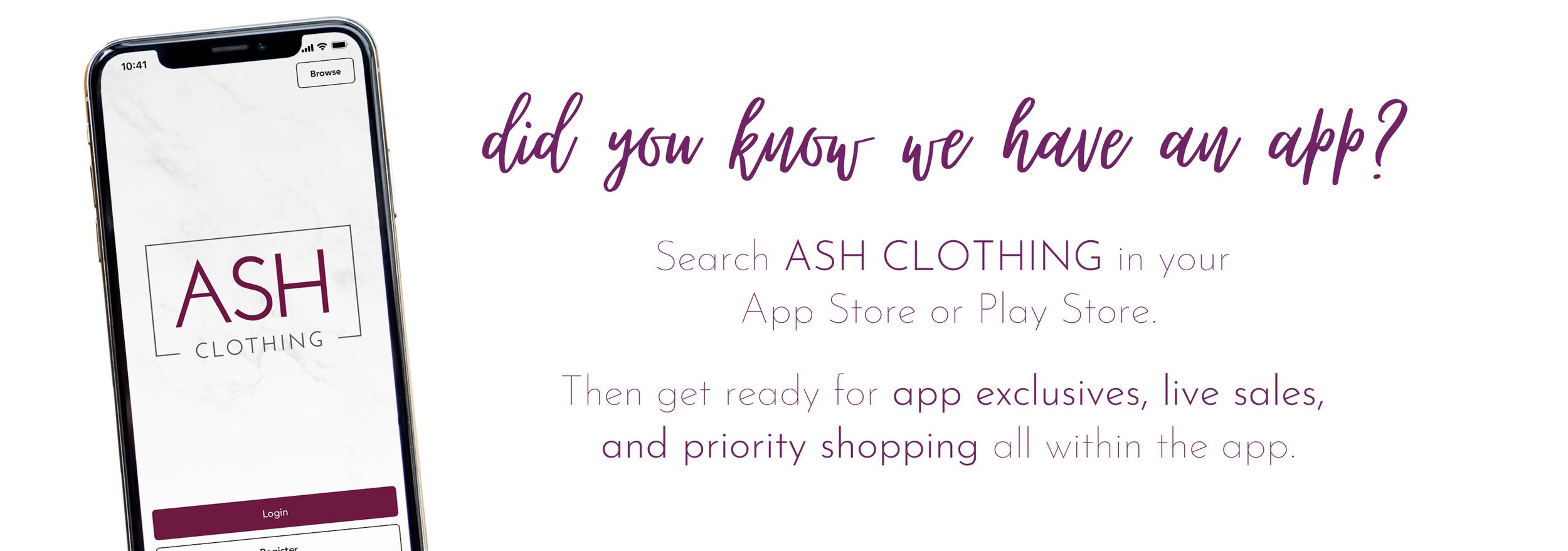 Download The Ash App