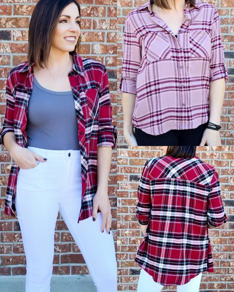 SALE / Western Flair Flannel