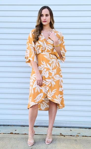 Aloha Midi Dress