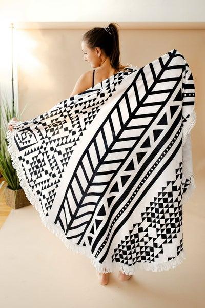 Babe Beach Towel