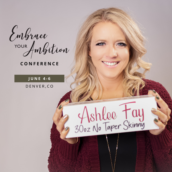 Embrace Your Ambition Conference VIP TICKET