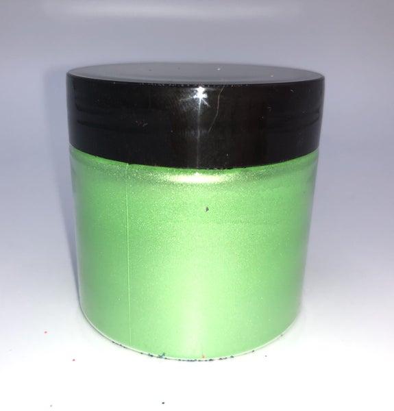 Mica- Bright Green