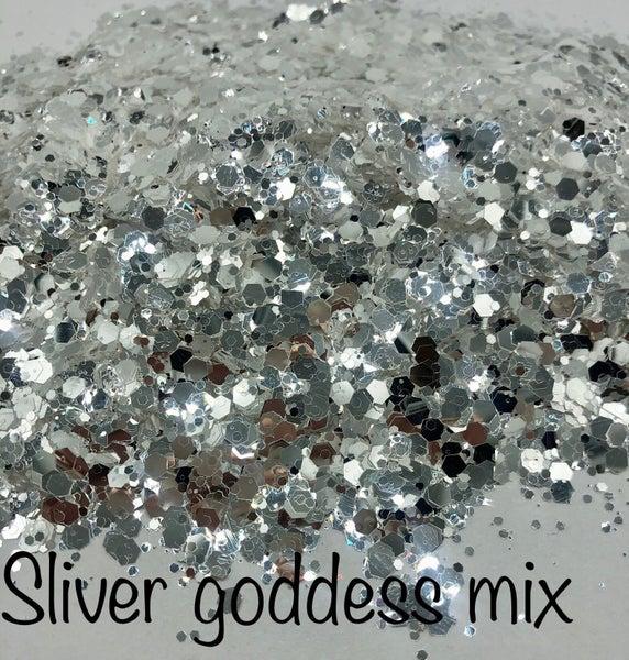 Silver Goddess- MIX