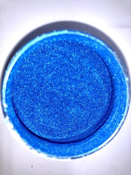 Mica- Electric Blue
