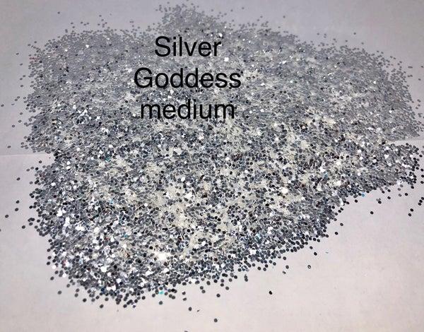 Silver Goddess- Medium