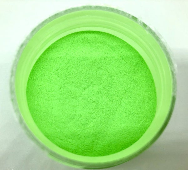 Glow Powder- Green