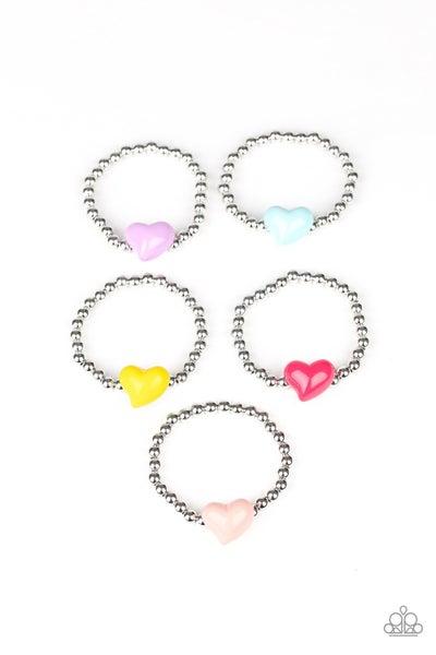 Starlet Shimmer Kit - Bracelet - Large Heart