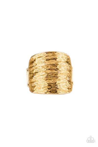 Paleo Patterns - Gold