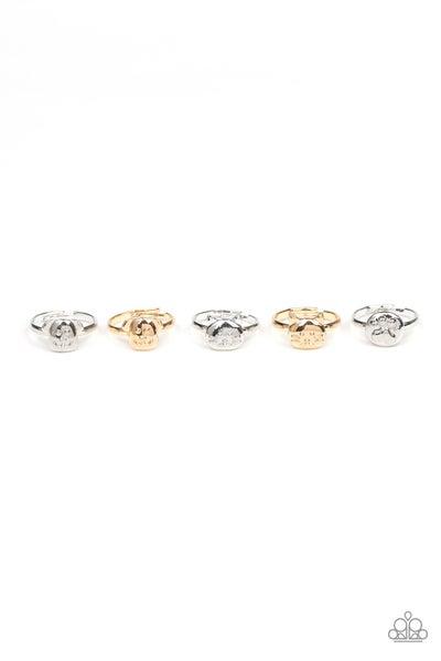 Starlet Shimmer Ring Kit - Animals