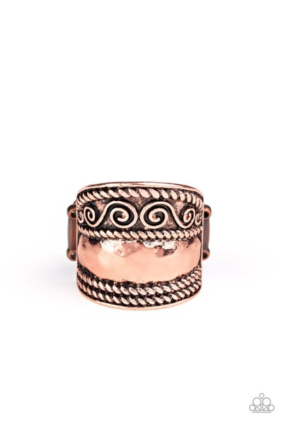 Texture Tantrum - Copper