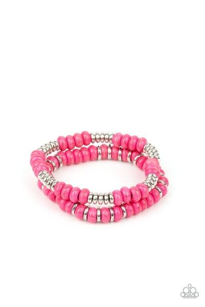 Desert Rainbow - Pink