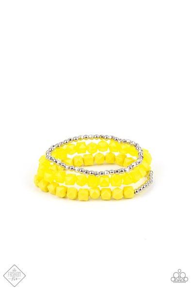 Vacay Vagabond - Yellow