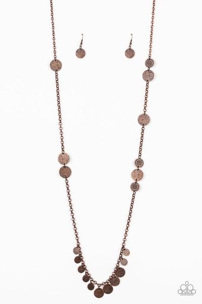 Trailblazing Trinket - Copper