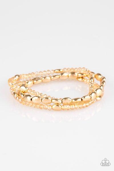 Hello Beautiful - Gold