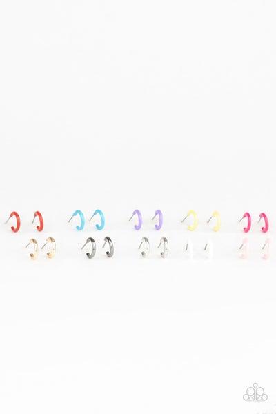 Starlet Shimmer Earring Kit - Hoops