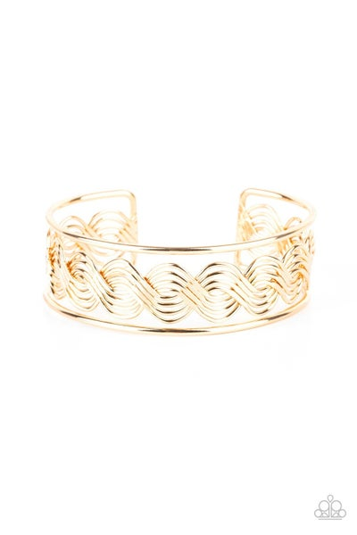 WEAVE An Impression - Gold