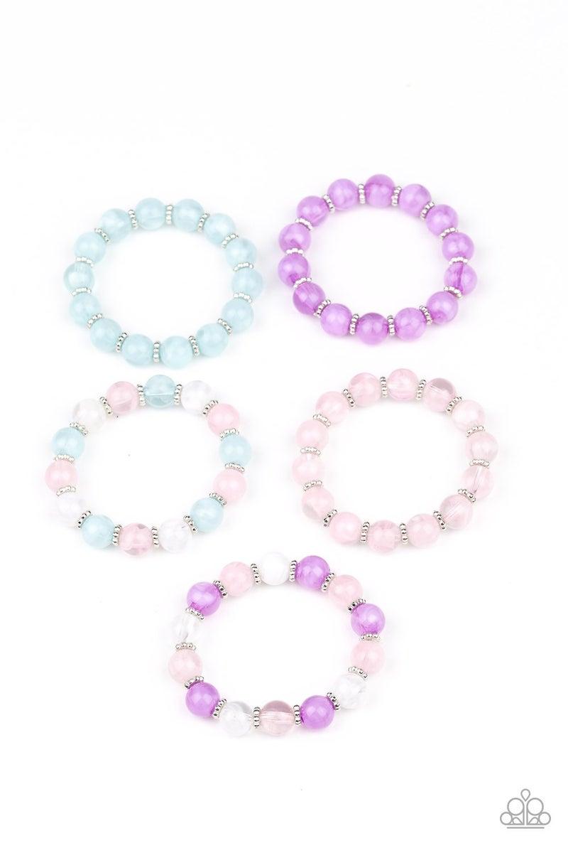 Starlet Shimmer Kit - Bracelet - Glass-Like Beads