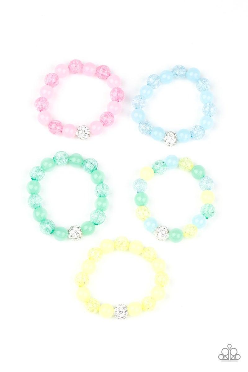 Starlet Shimmer Bracelet Kit - Pastel