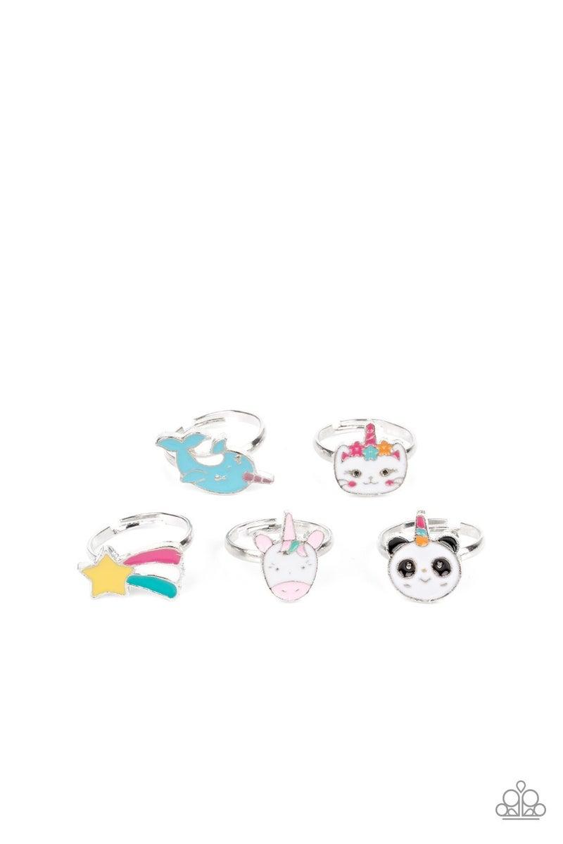Starlet Shimmer Ring Kit - Fairytale Inspired