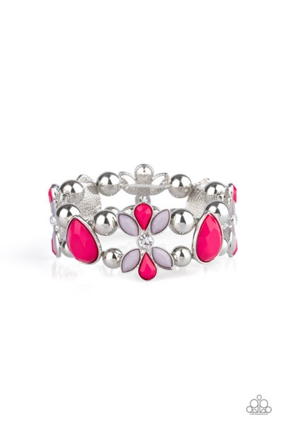 Fabulously Flourishing - Pink